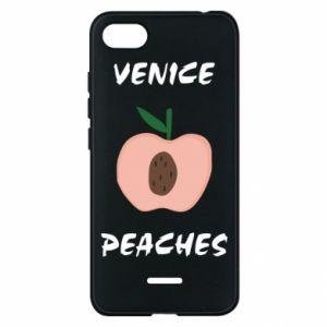 Etui na Xiaomi Redmi 6A Venice peaches