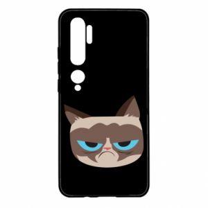 Etui na Xiaomi Mi Note 10 Very dissatisfied cat