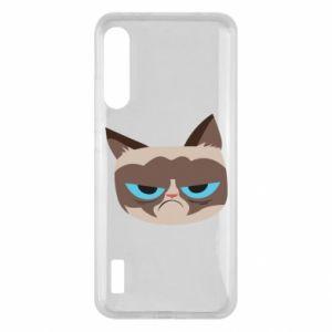 Etui na Xiaomi Mi A3 Very dissatisfied cat