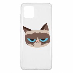 Etui na Samsung Note 10 Lite Very dissatisfied cat