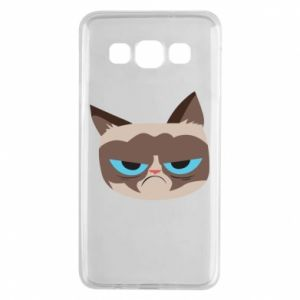 Etui na Samsung A3 2015 Very dissatisfied cat