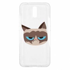 Etui na Nokia 2.3 Very dissatisfied cat