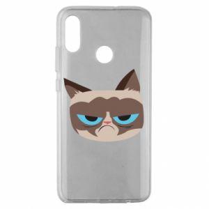 Etui na Huawei Honor 10 Lite Very dissatisfied cat