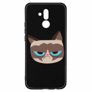 Etui na Huawei Mate 20 Lite Very dissatisfied cat