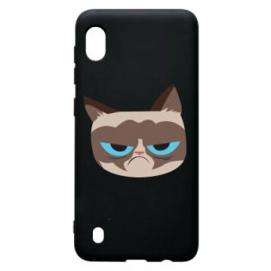 Etui na Samsung A10 Very dissatisfied cat