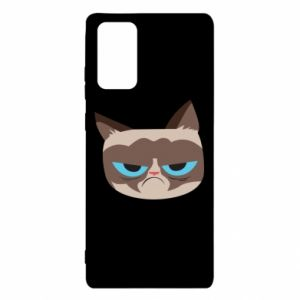 Etui na Samsung Note 20 Very dissatisfied cat