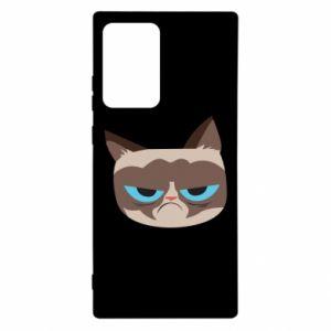Etui na Samsung Note 20 Ultra Very dissatisfied cat