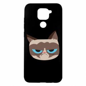 Etui na Xiaomi Redmi Note 9/Redmi 10X Very dissatisfied cat