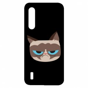 Etui na Xiaomi Mi9 Lite Very dissatisfied cat