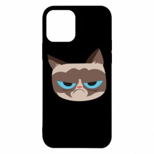 Etui na iPhone 12/12 Pro Very dissatisfied cat