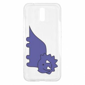 Etui na Nokia 2.3 Violet dino
