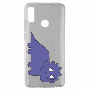 Etui na Huawei Honor 10 Lite Violet dino