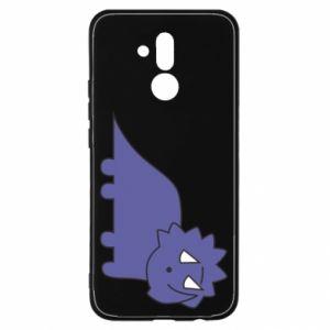 Etui na Huawei Mate 20 Lite Violet dino