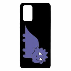 Etui na Samsung Note 20 Violet dino
