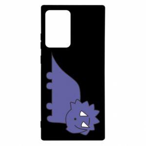 Etui na Samsung Note 20 Ultra Violet dino