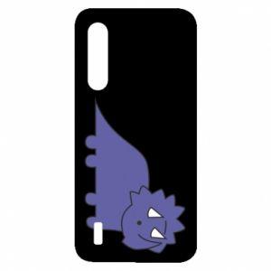 Etui na Xiaomi Mi9 Lite Violet dino