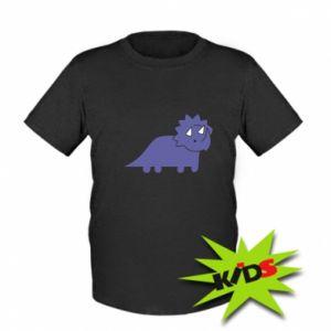Koszulka dziecięca Violet dino