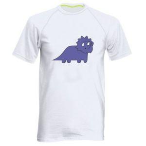 Koszulka sportowa męska Violet dino