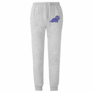 Spodnie lekkie męskie Violet dino