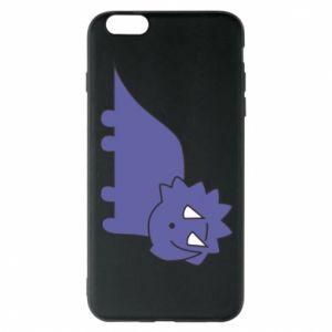 Etui na iPhone 6 Plus/6S Plus Violet dino