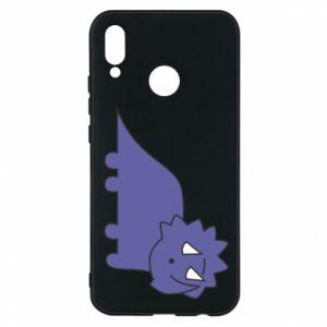 Etui na Huawei P20 Lite Violet dino