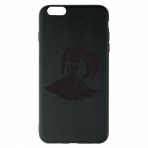 Phone case for iPhone 6 Plus/6S Plus Virgo constellation - PrintSalon