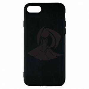 Phone case for iPhone 7 Virgo constellation - PrintSalon