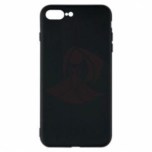 Phone case for iPhone 7 Plus Virgo constellation - PrintSalon