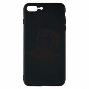 Phone case for iPhone 8 Plus Virgo constellation - PrintSalon