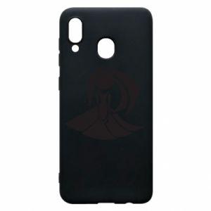 Phone case for Samsung A30 Virgo constellation - PrintSalon