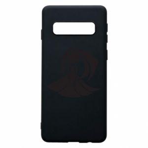 Phone case for Samsung S10 Virgo constellation - PrintSalon