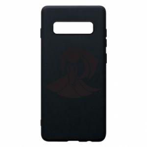 Phone case for Samsung S10+ Virgo constellation - PrintSalon