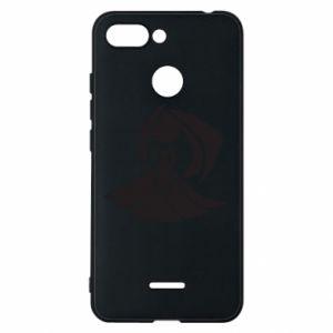 Phone case for Xiaomi Redmi 6 Virgo constellation - PrintSalon