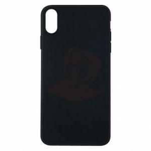 Phone case for iPhone Xs Max Virgo constellation - PrintSalon