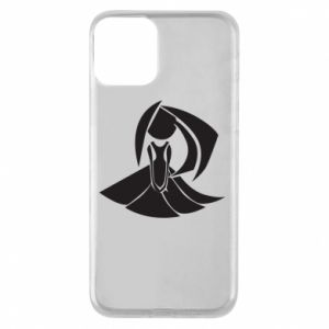 Phone case for iPhone 11 Virgo constellation - PrintSalon