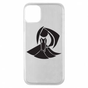 Phone case for iPhone 11 Pro Virgo constellation - PrintSalon