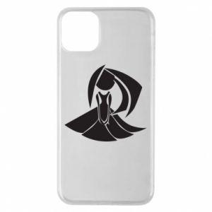 Phone case for iPhone 11 Pro Max Virgo constellation - PrintSalon