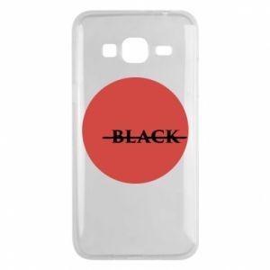 Samsung J3 2016 Case Вlack