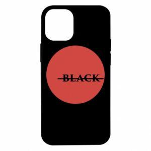 iPhone 12 Mini Case Вlack