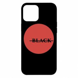iPhone 12 Pro Max Case Вlack
