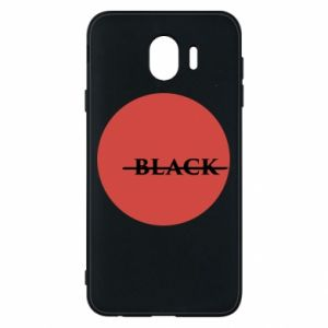 Samsung J4 Case Вlack