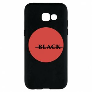 Samsung A5 2017 Case Вlack