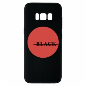 Samsung S8 Case Вlack