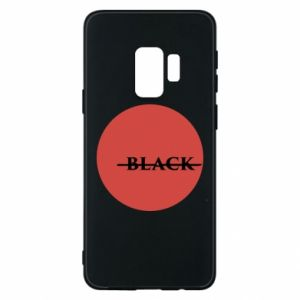 Phone case for Samsung S9 Вlack