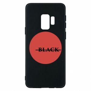 Samsung S9 Case Вlack