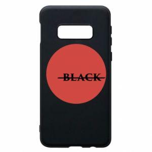 Samsung S10e Case Вlack