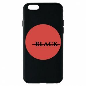 Etui na iPhone 6/6S Вlack