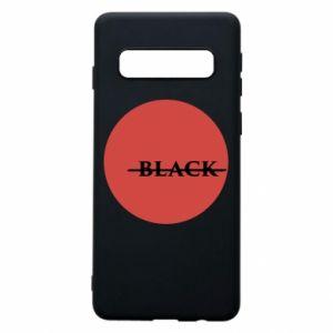 Samsung S10 Case Вlack