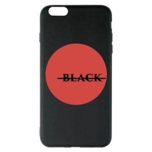iPhone 6 Plus/6S Plus Case Вlack