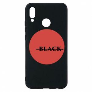 Huawei P20 Lite Case Вlack